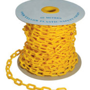cadena de plastico