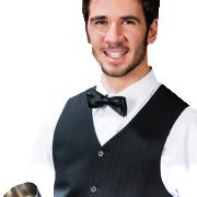 Traje Bartender